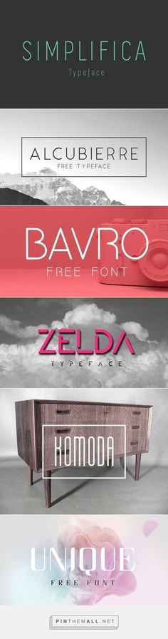 60 Free Sans Serif Fonts to Give Your Designs a Modern Touch – Design School: