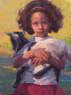 Baby Goat-- Scott Burdick