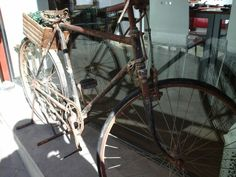 Bicicleta decarativa
