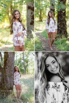 Alyssa, Eugene Oregon senior photos, rustic park, open field senior pictures, Holli True Photography
