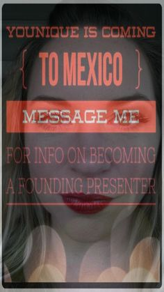Cinco De Mayo launch in Mexico!!!! Become a founding presenter....ask me how!!