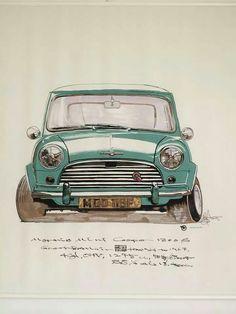 Mini Cooper S Mk 1 L