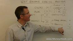 What is a balance sheet? - MoneyWeek Investment Tutorials