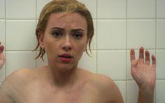 Scarlett Johansson playing Janet Leigh in PSYCHO