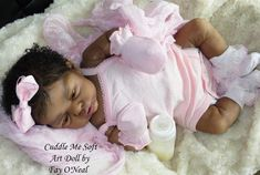 AA / Ethnic Reborn Baby Girl for sale - Esme by Laura Lee Eagles Reborn Babies For Sale, Reborn Dolls For Sale, Baby Dolls For Sale, Reborn Baby Girl, Reborn Baby Dolls, African American Baby Dolls, Baby Boy Swag, Realistic Baby Dolls, Twin Girls