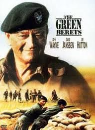 "John Wayne in ""The Green Berets"" - I actually know the guy they filmed this movie from"