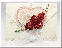 Vintage Envelope Card