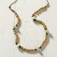 "Terrain Beryl Beaded Necklace #shopterrain 36"""