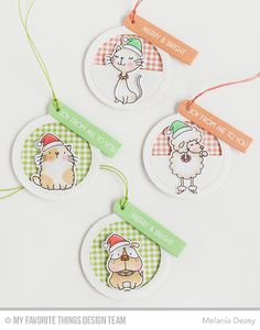 Hi all! I want to share my cute tags for My Favorite Things Creative Construction with Blueprints. I play with Dienamics Tag Builder Bluepr...