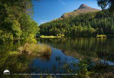 Glencoe Lochan & The Pap of Glencoe, Highlands