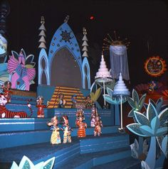 Its A Small World, Asia