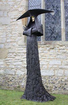 Philip Jackson Sculpture : Large Works : The Magistrate : Sculptor Philip Jackson Christopher Jackson, Costume Venitien, Modelos 3d, Oeuvre D'art, Belle Photo, Dark Art, Fantasy Art, Creepy, Concept Art