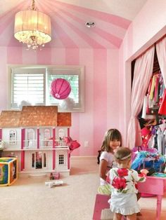 15 Cool Kids Room Wall Decor Ideas (PHOTOS)
