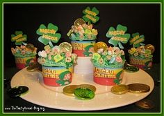 Lots of cute St. Patrick's Day ideas