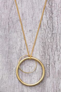 Thirty One Bits Eclipse Necklace
