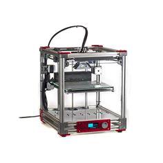 Ultimaker 2 Aluminum Extrusion 3D printer by jasonatepaint.
