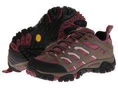 Merrell Moab Waterproof Boulder/Blush