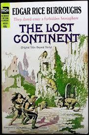 Resultado de imagen para edgar rice burroughs paperback covers