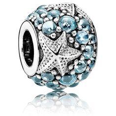 Pandora Oceanic Starfish Clearance 7904015CZ