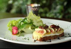 Bruschetta, uma das opções do cardápio do restaurante Figo (Foto: Divulgação)
