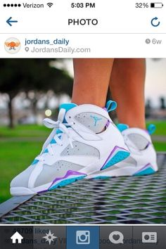 Get these shoes on @Wheretoget or see more #jordans #shoes