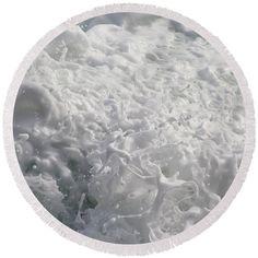 #coast #seaspray #round #beach towel  pixels.com