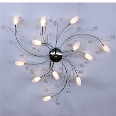 LEDシーリングライト 天井照明 照明器具 現代的 G4-12灯 LED対応