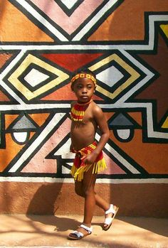 At Lesedi Village near Johannesburg, South Africa, by Susan Colvin Brewer Cultures Du Monde, World Cultures, African Beauty, African Fashion, Population Du Monde, Afrique Art, Africa People, African Tribes, African Americans