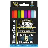 Neon Liquid Chalk Markers (Fine, 8 Pack)