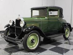 1928 Chevrolet Standard Coupe