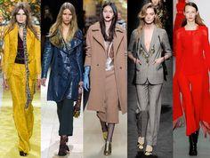 Los 10 colores de moda para el otoño invierno 2016-17 y cómo combinarlos http://bcncoolhunter.com/2016/02/10-colores-de-moda-otono-invierno-2016-2017/ #fw16 #fashioncolor #colortrend