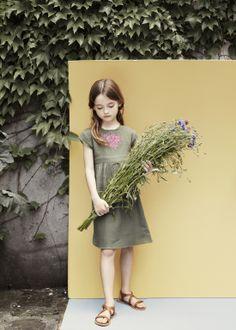 Le charme discret de Louis Louise / collection printemps-été 2014.