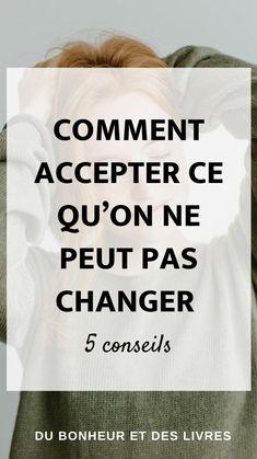 Vie Positive, Affirmations Positives, Stress, Burn Out, North Face Logo, Idea Box, Voici, Cas, Simone De Beauvoir