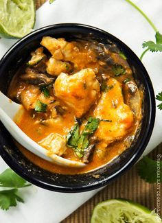 #Recipe for Thai Chicken Red Curry