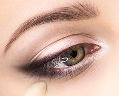 Eye Makeup Steps, Makeup Tips, Beauty Room, Hair Beauty, Makeup Looks, Face Makeup, Make Up Tricks, Summer Makeup, Makeup Revolution