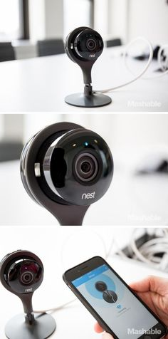 The Nest Cam is a powerful Internet-connected security camera that's super easy to setup and use