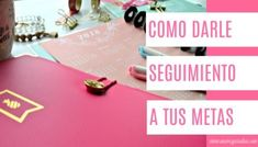 Ideas para darle Seguimiento a tus Metas, goal tracking ideas Ideas Prácticas, Ideas Para, Birth Month Personality, Goal Tracking, Positive Mind, Positivity, Goals, Maps, Truths