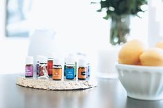 ::The Skinny Confidential talks essential oils <<< I personally like to use a diffuser. You can also rub 2–3 drops of essential oil between your palms and inhale deeply.::
