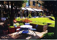 River Cafe Terrace London #restaurant #food