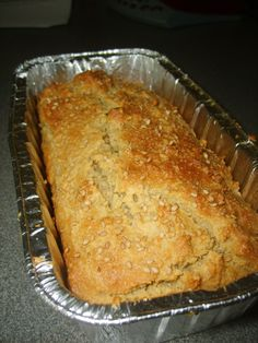 Almond Flour Bread - for my sister