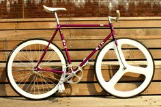 the perfect bike for your girlfriend, just dont get too upset if you get chicked.