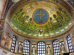 Ravenna_mosaic_San Apollinare in Classe