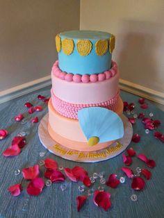 Marie Antoinette cake - www.KellysCakery.com