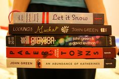 Anything by John Green is worth reading, ESPECIALLY if you're a teenager/into YA literature.