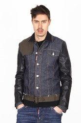 Dsquared2 mens jacket S74AM0527 STN546 961