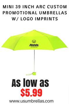 Advertisers favorite promo item for all seasons !Order in bulk & enjoy low price benefits. #mini #promotional #logo #freesetup #umbrellas