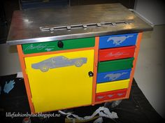 pimped toolcart  lillefashion.by.lise