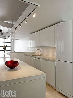 31 best led track lighting ideas images on pinterest kitchens led tracklights in the kitchen help throw light into the shelf crevices for a warmer feel led track lightinglighting aloadofball Gallery