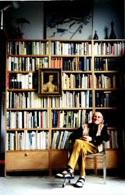 Heinz von Foerster, his books, his speeches, his life. Bookshelf Styling, Bookshelves, Bookcase, Home Libraries, Home Office Space, Shelving, Thrifting, Ecology, Perspective
