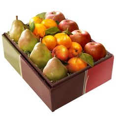 California Delight Fruit Trio Gift Box
